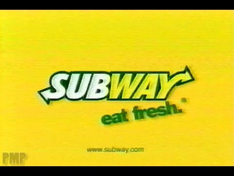 Subway (2005) feat. Jared Fogle