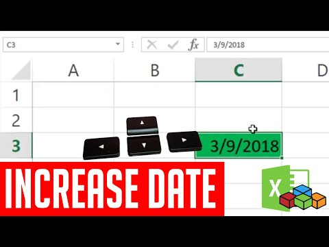 Increase Textbox Date Using Up and Down Arrow Keys   Worksheet Cell Using Events
