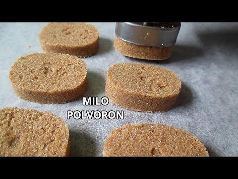 Milo Polvoron Recipe | Simple and Easy To Make