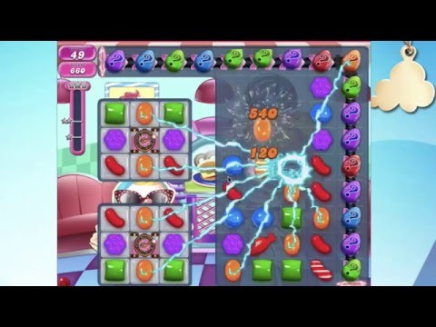 Candy Crush Saga Level 1451   HARD LEVEL