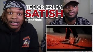 """Tee Grizzley - """"Satish"""" [Official Video] - REACTION"""