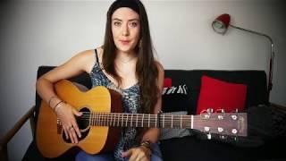 """NOUVEAUTÉ ! Comment jouer """"A nos souvenirs"""" à la guitare - 3 cafés gourmands guitare tuto facile"""