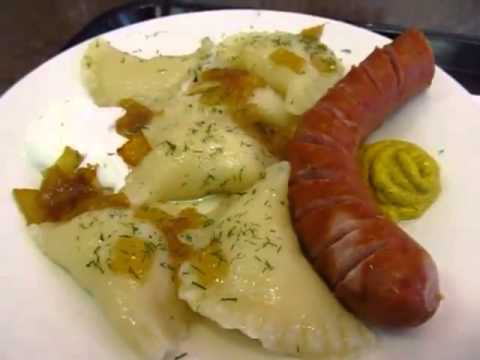 Where to Eat in Sidney BC Canada Taste of Europe Deli Pierogies Cabbage Rolls - Phil in Vancouver