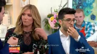 Il Volo • Home and Family • Kitchen & Charades #FunnyVideo