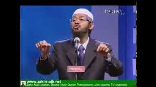 Zakir Naik Q&A-283     Hindu lecturer said if u proove me wrong i will accept Islam now