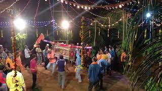 संगमेश्वर , राजवाडी गाव पालखी नृत्य 2018