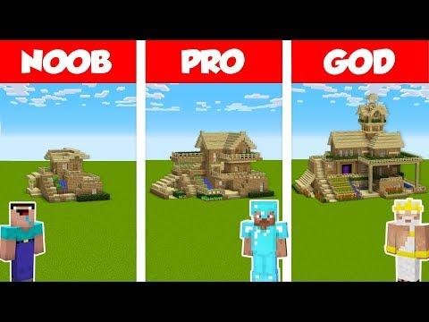 Xxx Mp4 Minecraft NOOB Vs PRO Vs GOD SURVIVAL HOUSE BUILD CHALLENGE In Minecraft Animation 3gp Sex