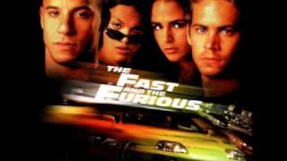 The Fast and the Furious - Opening Sequence - BT