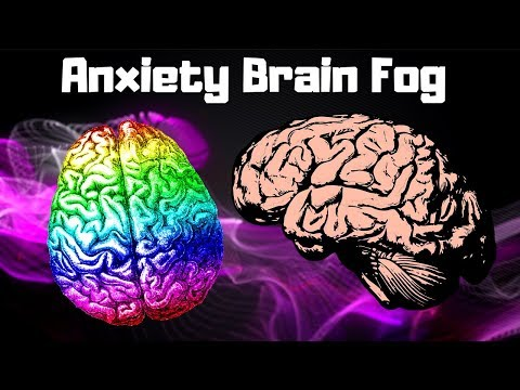 Anxiety and Brain Fog Symptoms