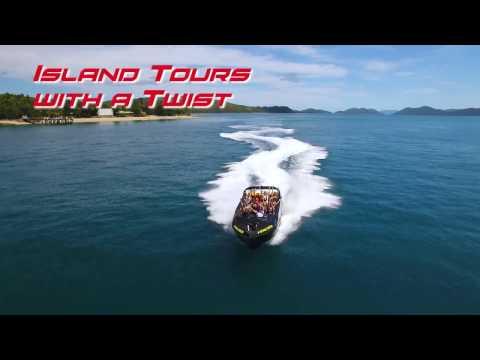 Island Jet Boating Whitsundays