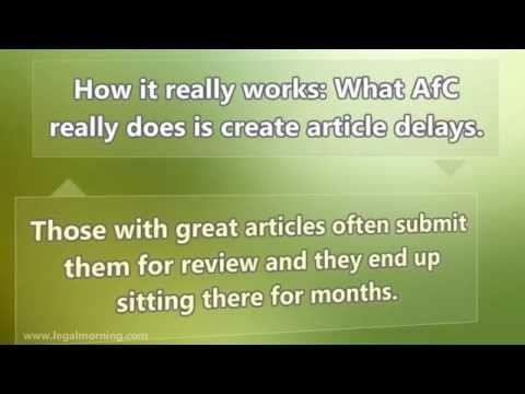 How To Get Your Article Approved By Wikipedia