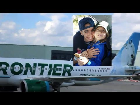 Flying to LAX, Fly FRONTIER!