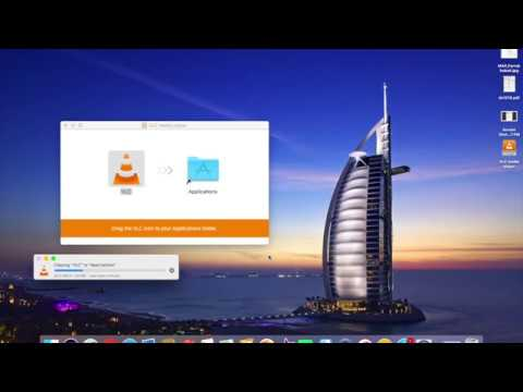 HOW TO DOWNLOAD/ INSTALL VLC MEDIA PLAYER IN MAC | VLC version 3.0