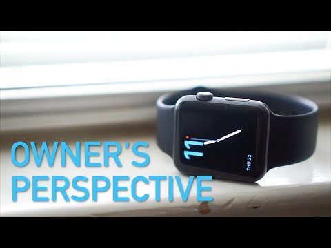 Living With An Apple Watch: A Year Later