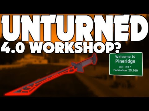 Will There Be A Workshop in Unturned 4? Unturned 4.0 Questions Answered!