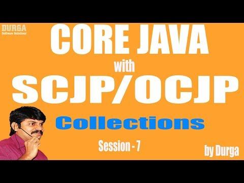 Core Java With OCJP/SCJP: Collections Part-7 || Setinterface||ShortedSet