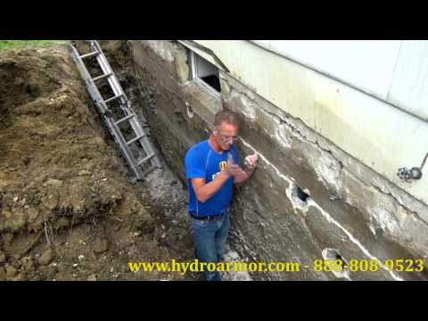 How to Repair Foundation Walls vs  Replacing - Best Result Less Cost