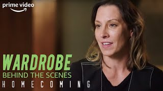Homecoming - X-Ray Behind the Scenes Ep. 6: Wardrobe | Prime Video