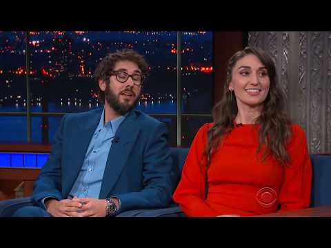 CBS: Josh Groban Talks High Point University on The Late Show with Stephen Colbert