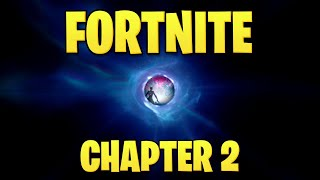 Fortnite Chapter 2 - The Reveal is about to happen?! (NEW INFO)