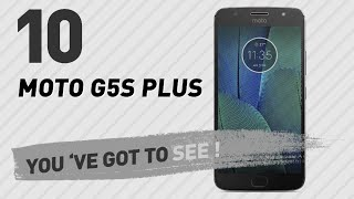 Starring: Moto G5s Plus Exclusive On Amazon India // Best Sellers Products By Motorola