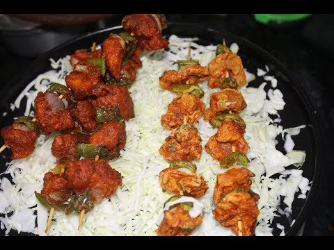 Chicken Tikka Recipe | With And Without Microwave Oven Recipe | Desi Zaiqa
