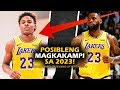 Yare Na Kapag Nangyari To Sa NBA Ang Lakas Nito Lebron James And Bronny James On The Same Team