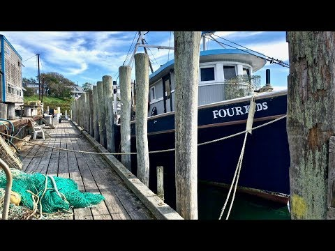 Menemsha - A Small Fishing Town on Martha's Vineyard