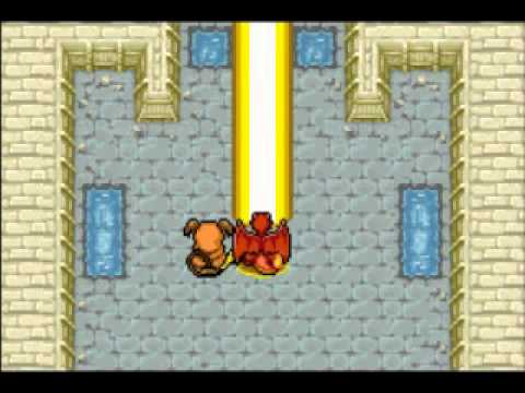 (GBA) Pokémon Mystery Dungeon - Red Rescue Team - Event 5 - Buried Relic