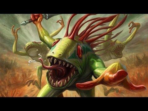 Hearthstone - Murloc Warlock vs Rush Rogue