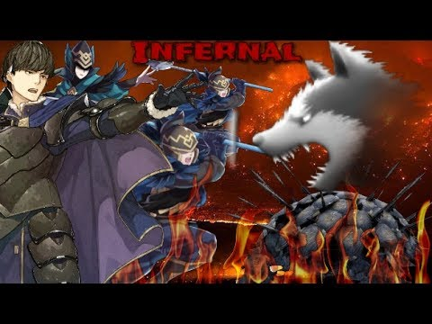 How to Defeat Berkut on INFERNAL - Fire Emblem: Heroes