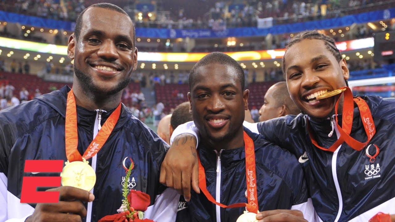 Carmelo Anthony explains why he didn't join LeBron and Dwyane Wade on the Miami Heat | The Woj Pod