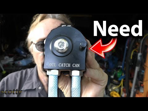 If You Have This Type of Car, You Need This to Prevent Damage to Your Engine - Oil Catch Can