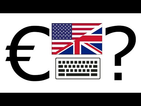 HOW TO... Euro symbol on ENG keyboard in 6 sec [Word 2016] 👍
