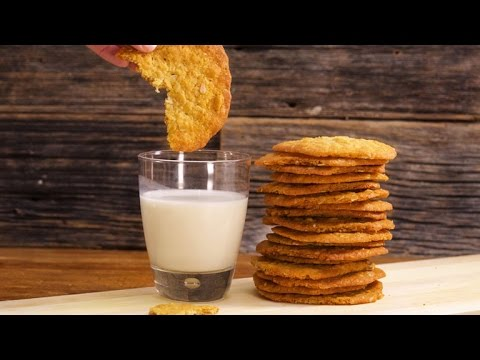 Curtis Stone's Oatmeal Coconut Butter Cookies