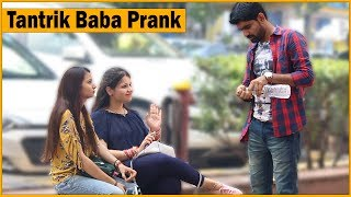 Tantrik Baba Prank on Cute Girls - Comment Trolling #29   The HunGama Films