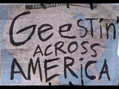 THE ULTIMATE SENIOR TRIP - GEESTING ACROSS AMERICA