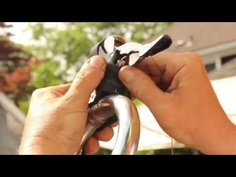 How To Install Gear Cable - Brifters - Shimano Ultegra Brake / Shifter - BikemanforU