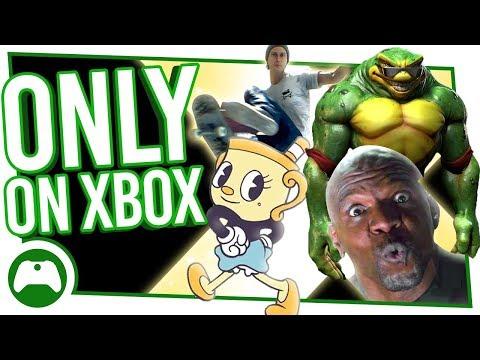 Best New Xbox Exclusives 2018