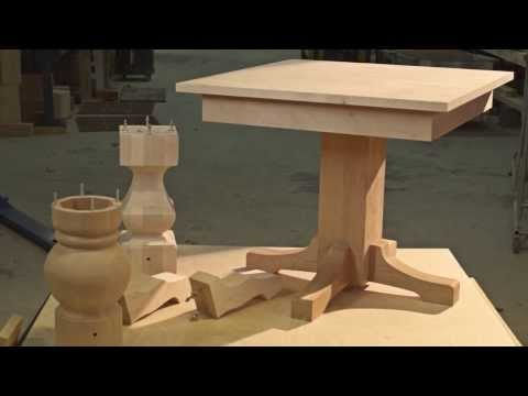New Pedestal Table Kits