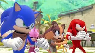 Соник Бум - 1 сезон 26 серия - Соус доктора Эггмана | Sonic Boom - мультик для детей