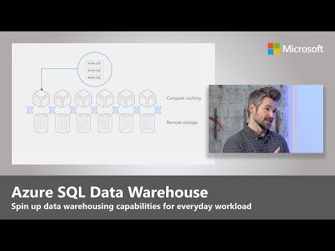 Introducing Gen 2 Azure SQL Data Warehouse