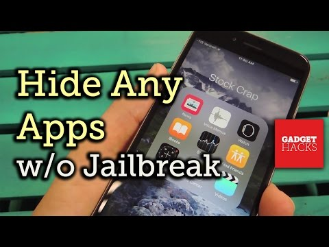 The Easiest Way to Hide Apps on Your iPhone or iPad (No Jailbreak) [How-To]