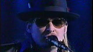 Kid Rock Ft Billy Gibbons  - If I Were President (Live At MTV 20th Anniversary)