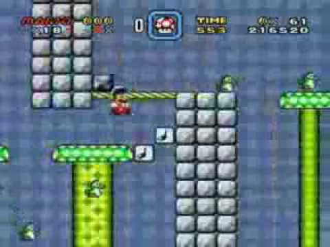 Super Mario World Anime Musical