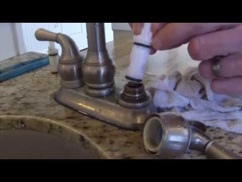 How To Replace A Leaky Moen Faucet