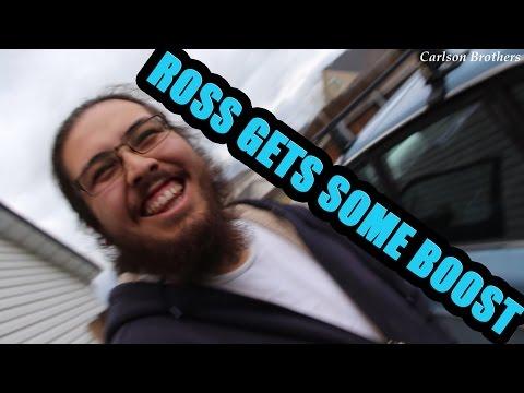 Ross Buys A TURBO REAR WHEEL DRIVE CAR