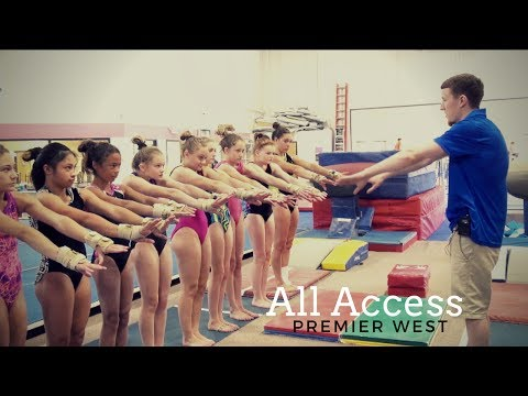 All Access: Premier West Level 10's | Summer Skills and Combo Training | Gymnastics Workouts