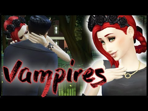 The Sims 4 | Vampires | Part 6 [Wedding Day]
