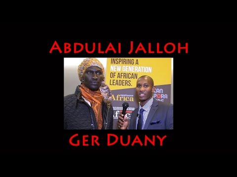 Xxx Mp4 ADA Red Carpet Interview With Ger Duany 3gp Sex